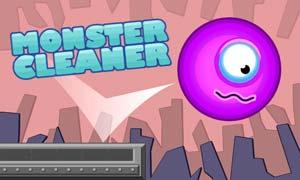 monster-cleaner